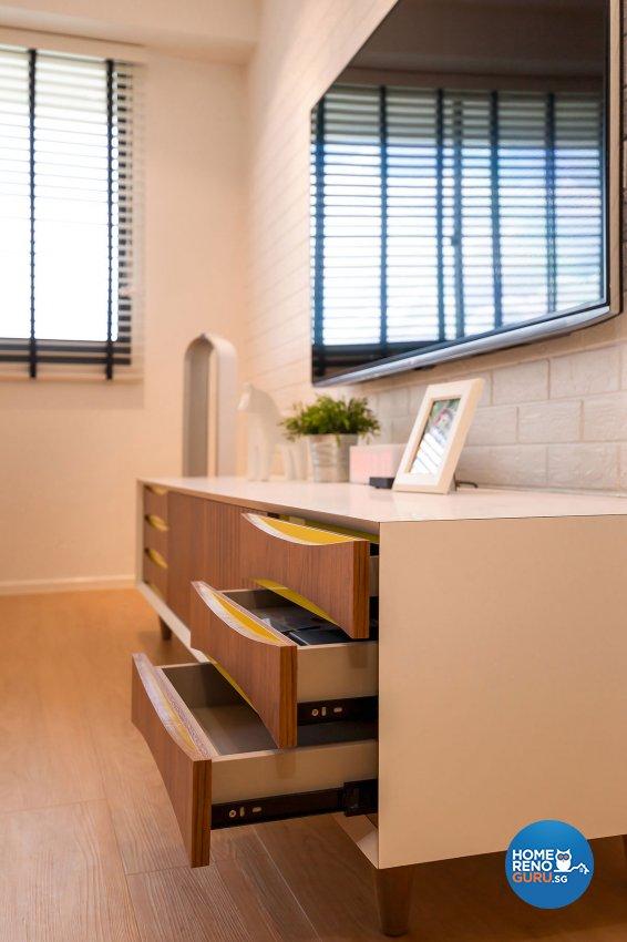 Others, Scandinavian Design - Living Room - HDB 5 Room - Design by Icon Interior Design