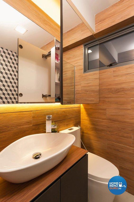 Others, Scandinavian Design - Bathroom - HDB 5 Room - Design by Icon Interior Design