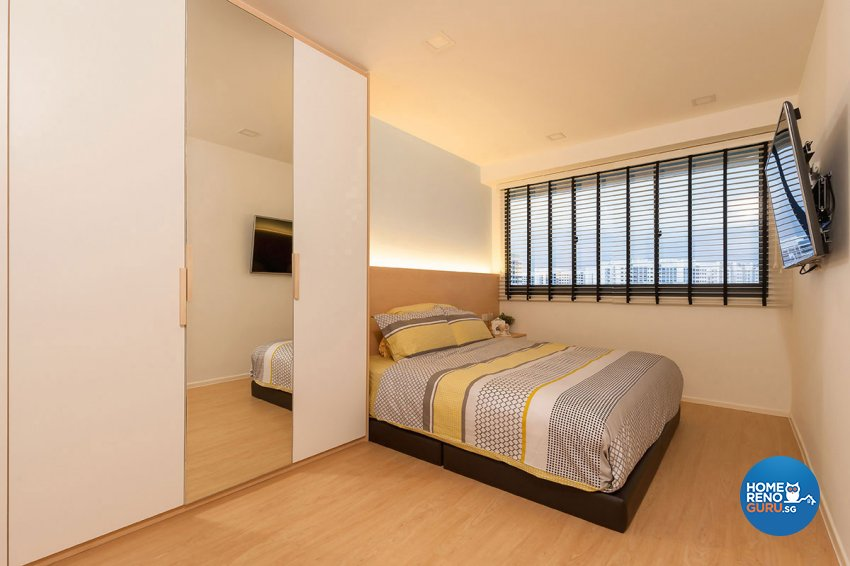 Others, Scandinavian Design - Bedroom - HDB 5 Room - Design by Icon Interior Design
