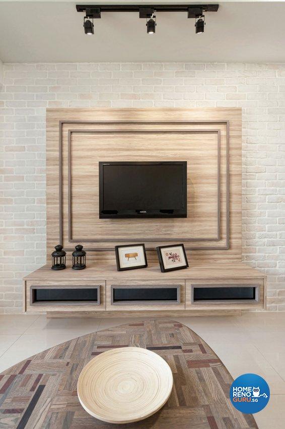 Interior Design For Hdb: Icon Interior Design Hdb 336d Anchorvale Crescent 4700