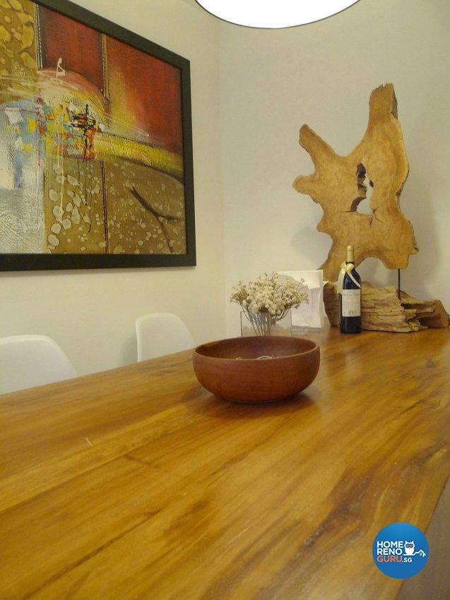 Modern Design - Dining Room - HDB 4 Room - Design by Icon Interior Design