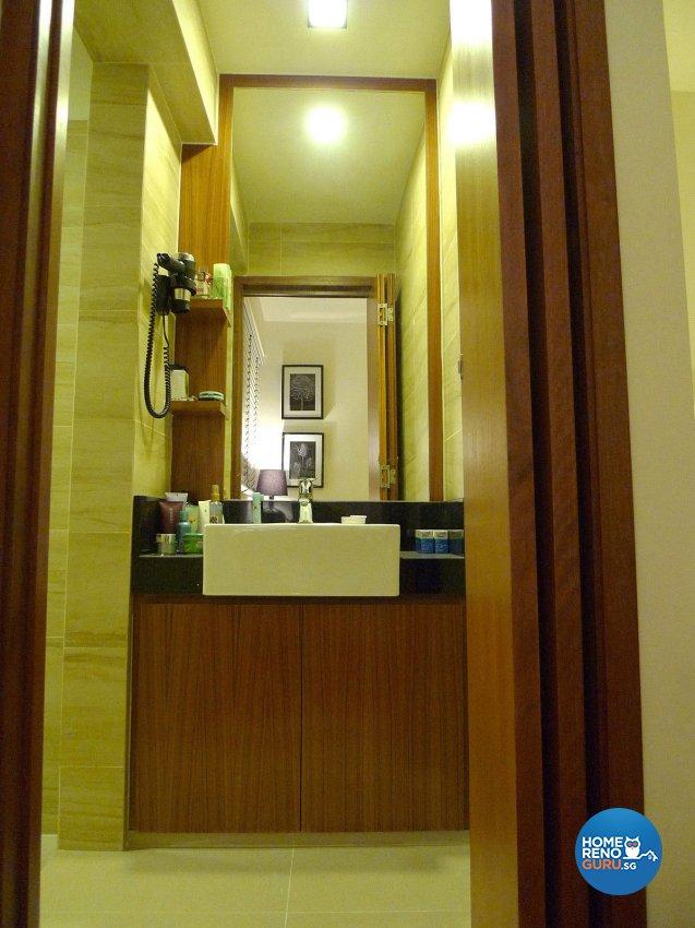 Modern Design - Bathroom - HDB 4 Room - Design by Icon Interior Design