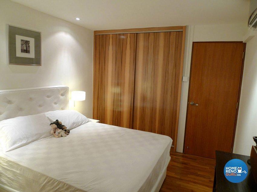 Modern Design - Bedroom - HDB 4 Room - Design by Icon Interior Design