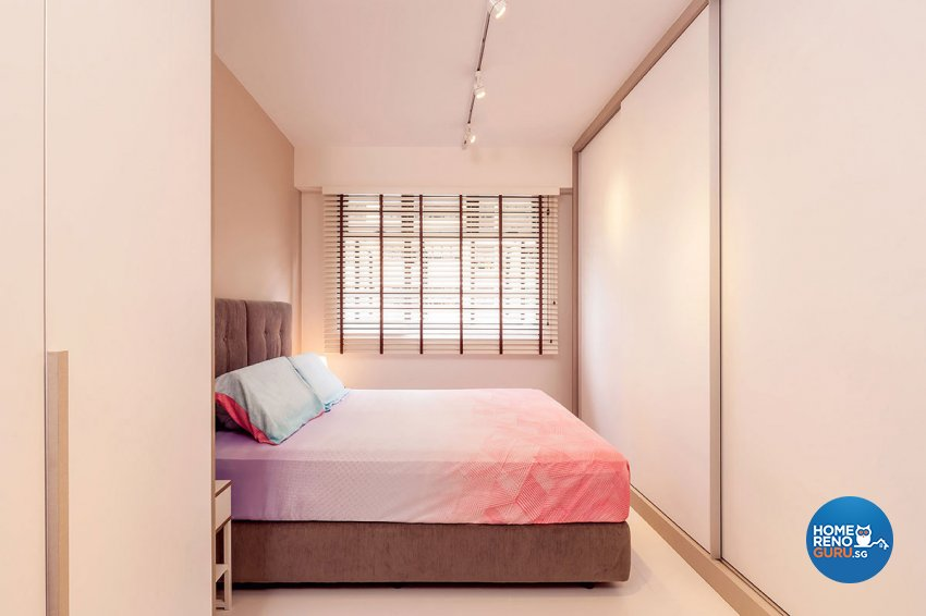 Modern Design - Bedroom - HDB 4 Room - Design by Icon Interior Design