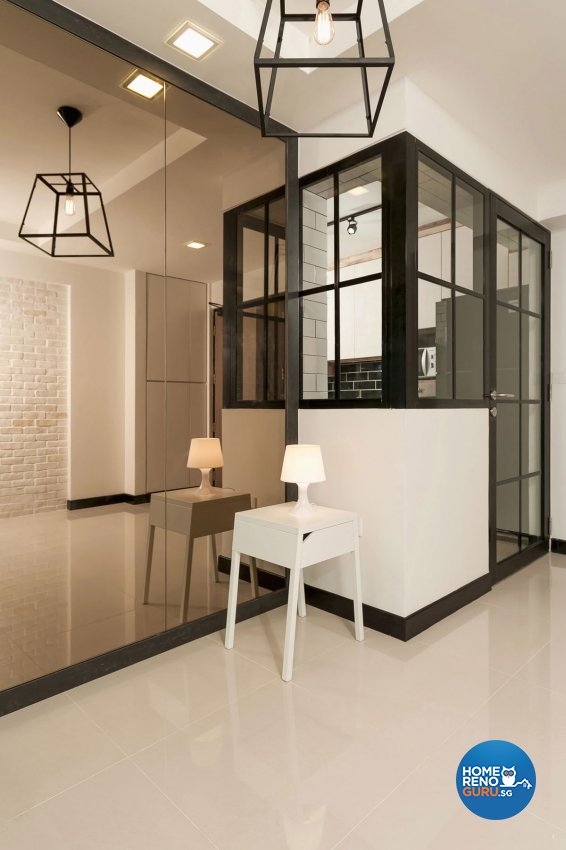 Contemporary, Scandinavian Design - Living Room - HDB 4 Room - Design by Icon Interior Design