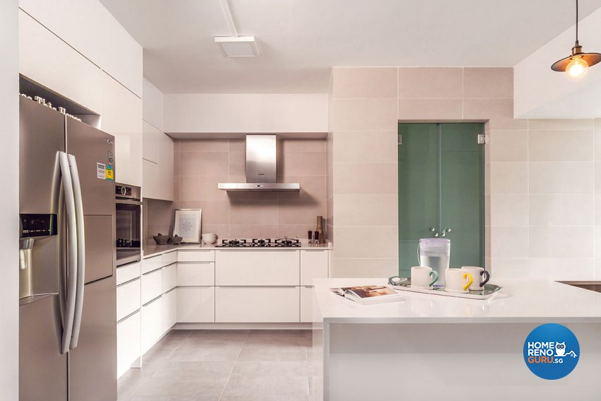 Contemporary Design - Kitchen - Others - Design by Icon Interior Design