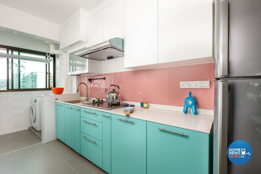 Others Design - Kitchen - HDB 4 Room - Design by Icon Interior Design