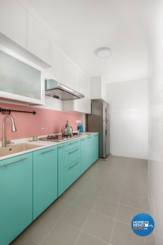 Others Design - Kitchen - HDB 4 Room - Design by Icon Interior Design