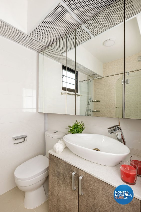 Others Design - Bathroom - HDB 4 Room - Design by Icon Interior Design
