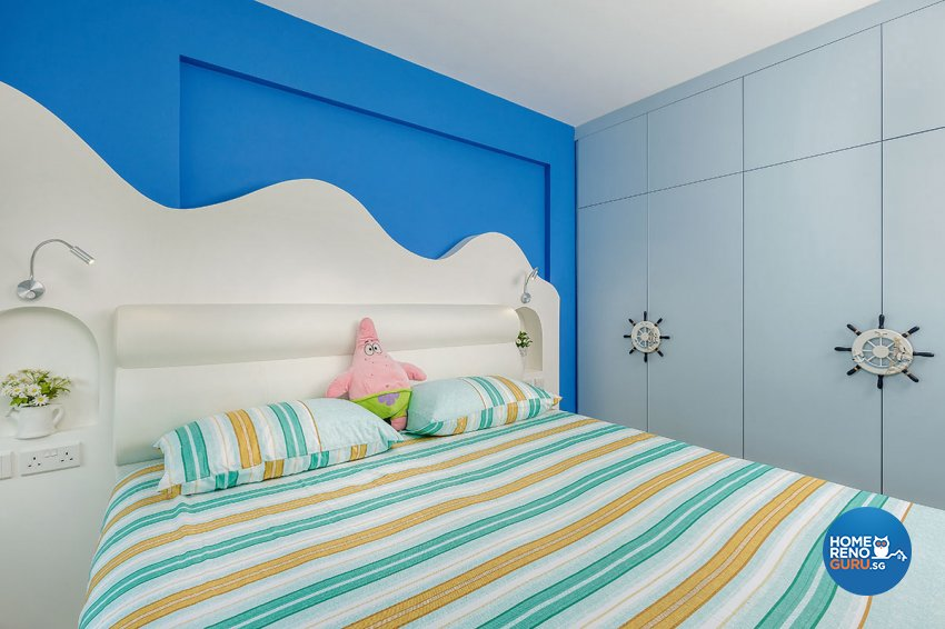 Others Design - Bedroom - HDB 4 Room - Design by Icon Interior Design