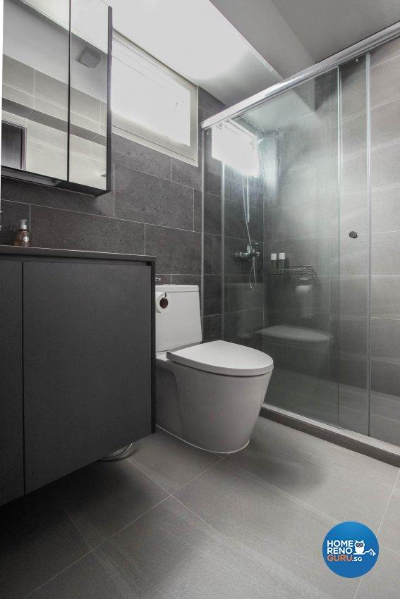 Modern Design -  - HDB 3 Room - Design by Icon Interior Design