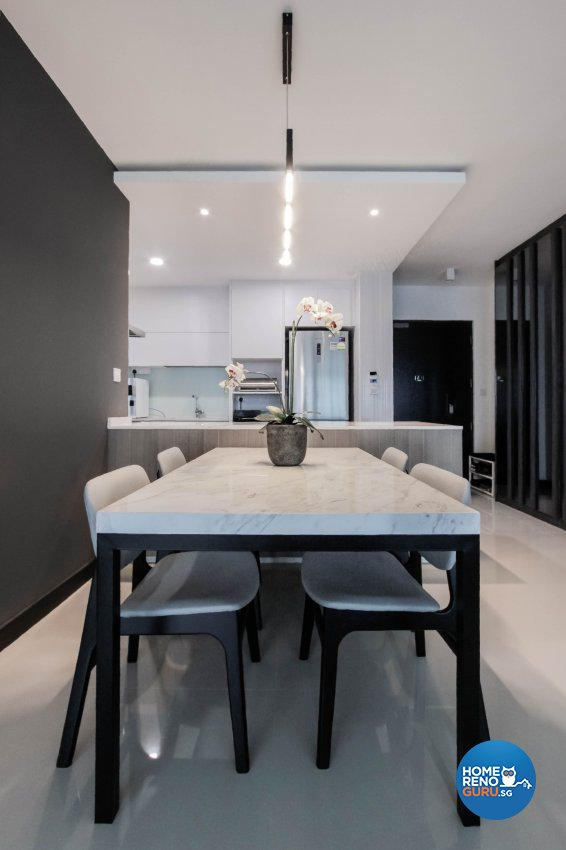 Modern Design -  - HDB 3 Room - Design by Icon Interior Design