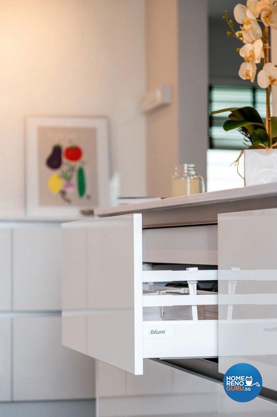 Minimalist, Modern Design - Kitchen - Others - Design by Icon Interior Design