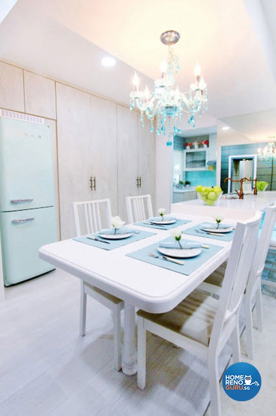 Others Design - Dining Room - HDB 3 Room - Design by Icon Interior Design