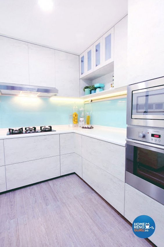 Others Design - Kitchen - HDB 3 Room - Design by Icon Interior Design