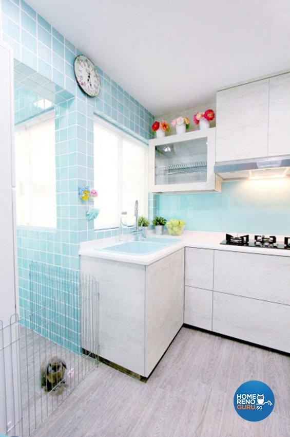 Others Design - Kitchen - HDB 3 Room - Design by Icon Interior Design
