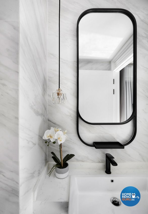 Contemporary, Modern, Resort Design - Bathroom - Landed House - Design by Icon Interior Design