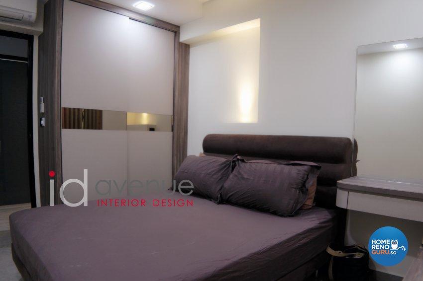 Industrial, Modern Design - Bedroom - HDB 5 Room - Design by ID Avenue Pte Ltd (Interior Design Avenue)