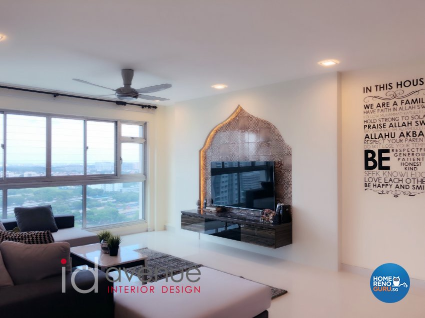 Modern, Others Design - Living Room - HDB 4 Room - Design by ID Avenue Pte Ltd (Interior Design Avenue)