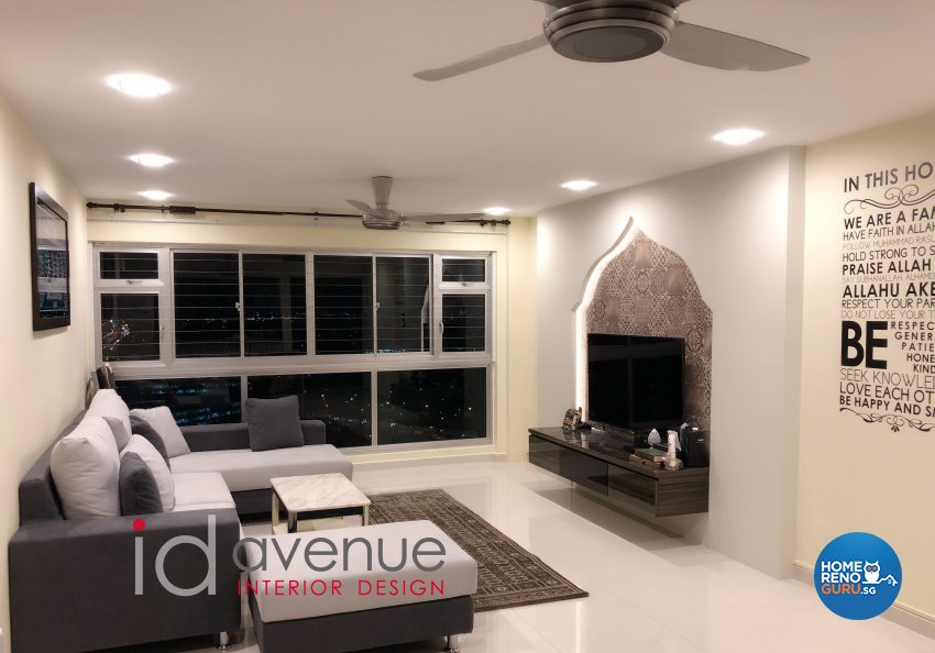 Modern, Others Design - Living Room - HDB 4 Room - Design by ID Avenue Pte Ltd (Interior Design Avenue)