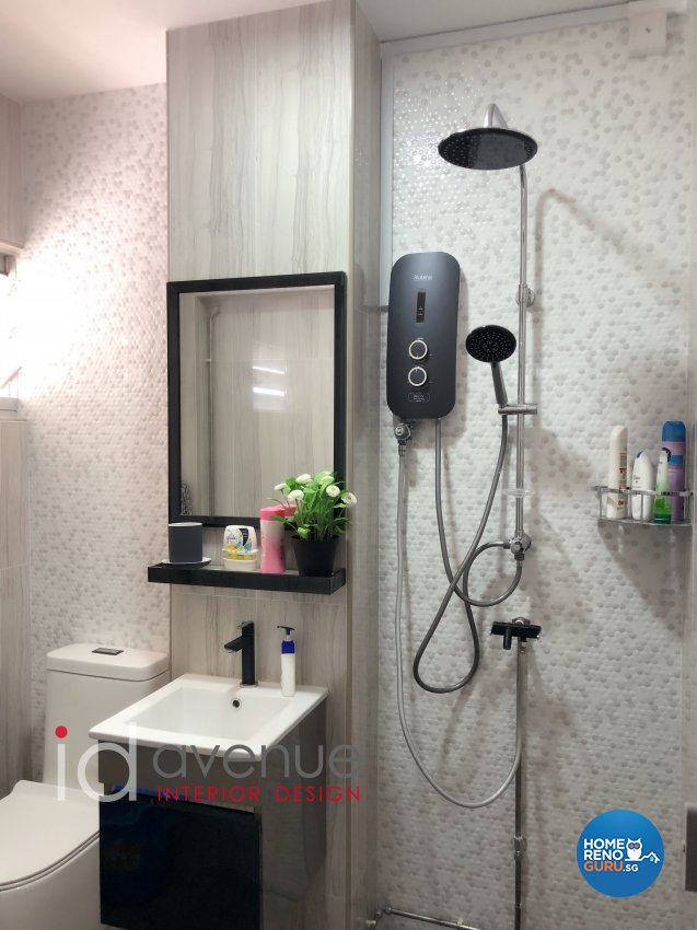Modern, Others Design - Bathroom - HDB 4 Room - Design by ID Avenue Pte Ltd (Interior Design Avenue)