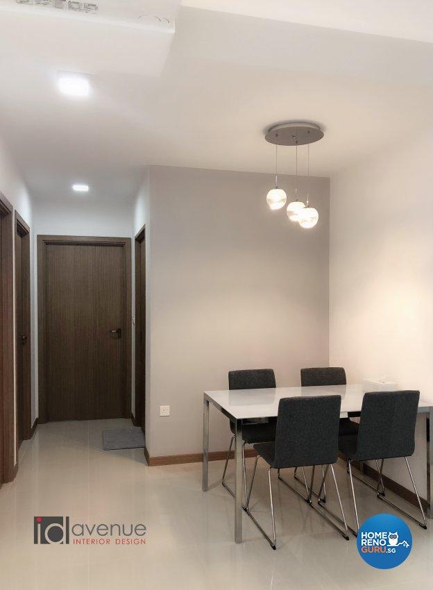Modern Design - Dining Room - HDB 4 Room - Design by ID Avenue Pte Ltd (Interior Design Avenue)