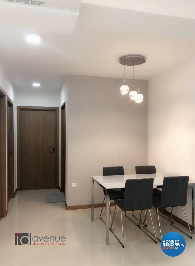 Modern Design - Dining Room - HDB 4 Room - Design by ID Avenue Pte Ltd (Interior Design Avenue)