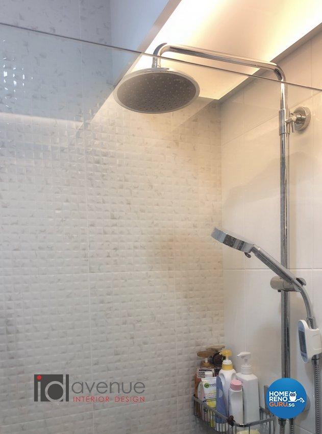 Modern Design - Bathroom - HDB 4 Room - Design by ID Avenue Pte Ltd (Interior Design Avenue)
