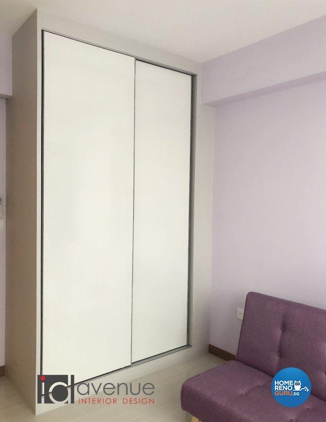 Modern Design - Bedroom - HDB 4 Room - Design by ID Avenue Pte Ltd (Interior Design Avenue)