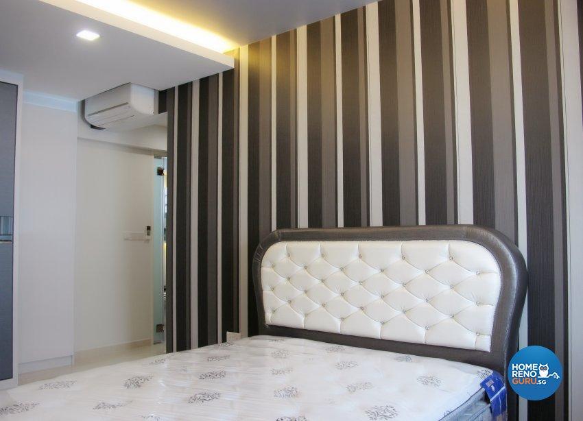Contemporary, Modern Design - Bedroom - HDB 5 Room - Design by ID Avenue Pte Ltd (Interior Design Avenue)