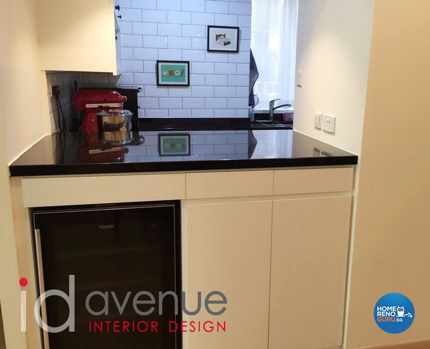 Scandinavian Design - Kitchen - Condominium - Design by ID Avenue Pte Ltd (Interior Design Avenue)