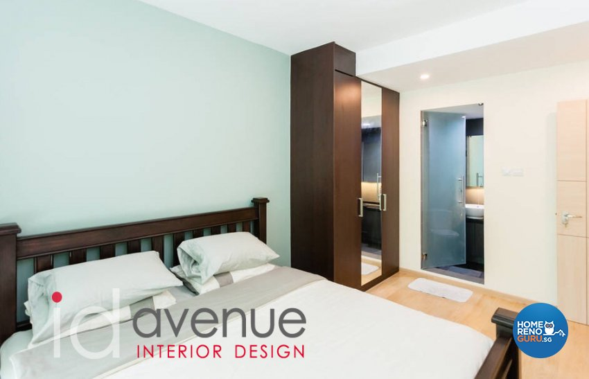 Scandinavian Design - Bedroom - Condominium - Design by ID Avenue Pte Ltd (Interior Design Avenue)