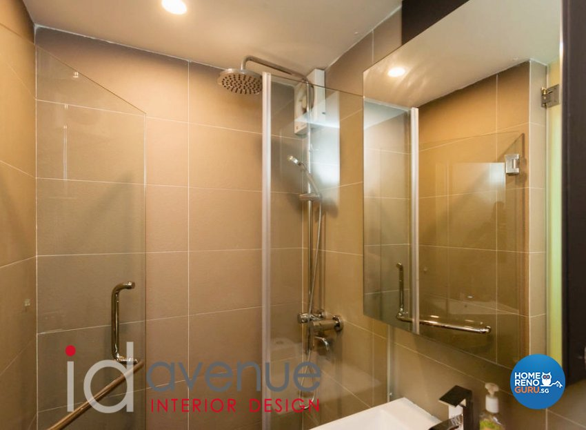 Scandinavian Design - Bathroom - Condominium - Design by ID Avenue Pte Ltd (Interior Design Avenue)