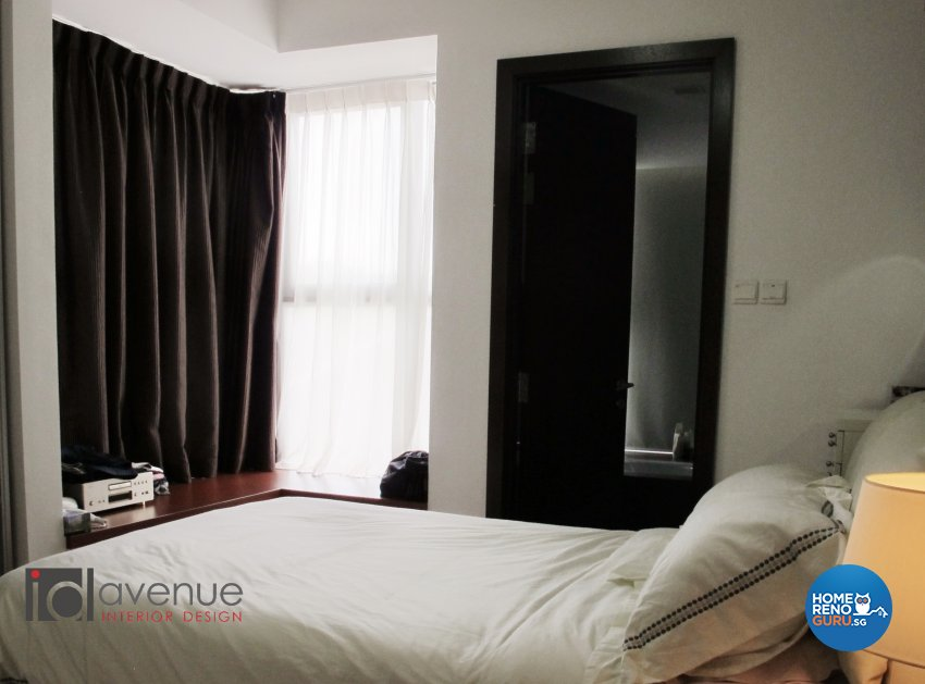 Contemporary, Modern Design - Bedroom - Condominium - Design by ID Avenue Pte Ltd (Interior Design Avenue)