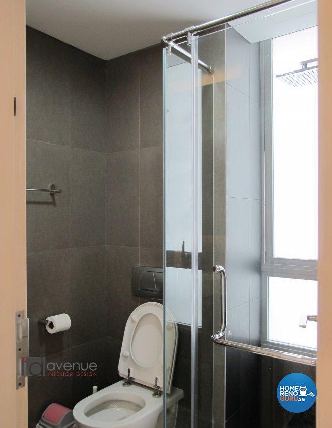 Contemporary, Modern Design - Bathroom - Condominium - Design by ID Avenue Pte Ltd (Interior Design Avenue)