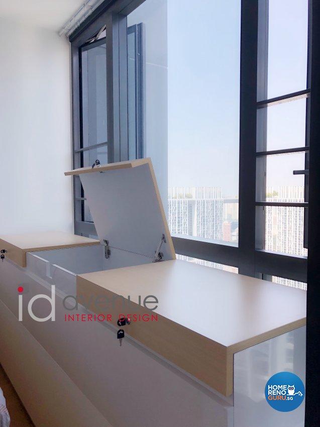 Modern Design - Living Room - Condominium - Design by ID Avenue Pte Ltd (Interior Design Avenue)