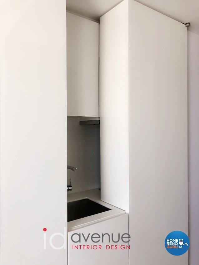 Modern Design - Kitchen - Condominium - Design by ID Avenue Pte Ltd (Interior Design Avenue)
