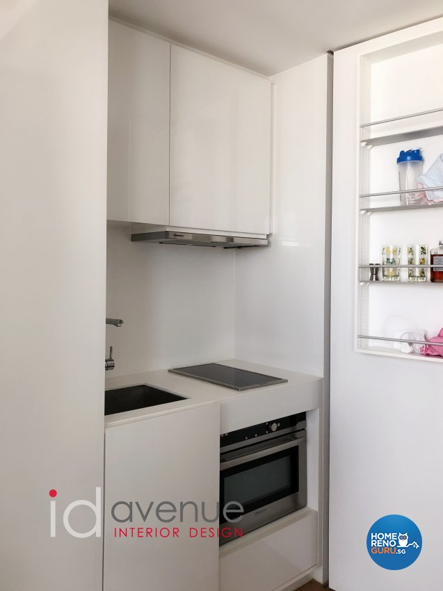Modern Design - Kitchen - Condominium - Design by ID Avenue Pte Ltd (Interior Design Avenue)