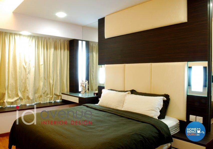Contemporary, Modern Design - Bedroom - Condominium - Design by ID Avenue Pte Ltd (Interior Design Avenue)