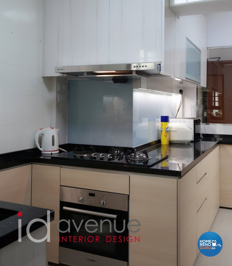 Id Avenue Pte Ltd Interior Design Avenue Hdb 4 Room