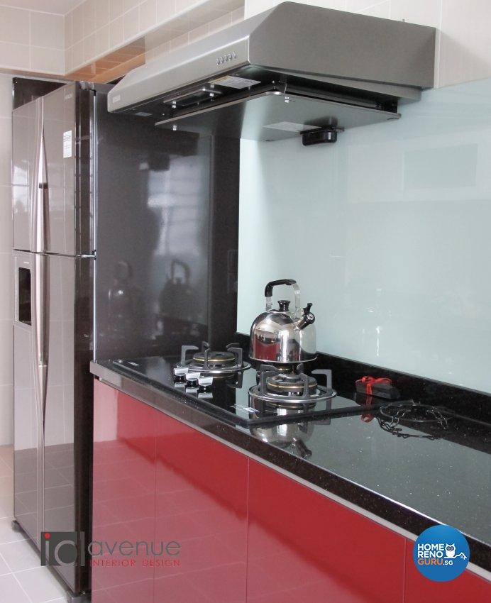 Contemporary, Modern Design - Kitchen - HDB 5 Room - Design by ID Avenue Pte Ltd (Interior Design Avenue)