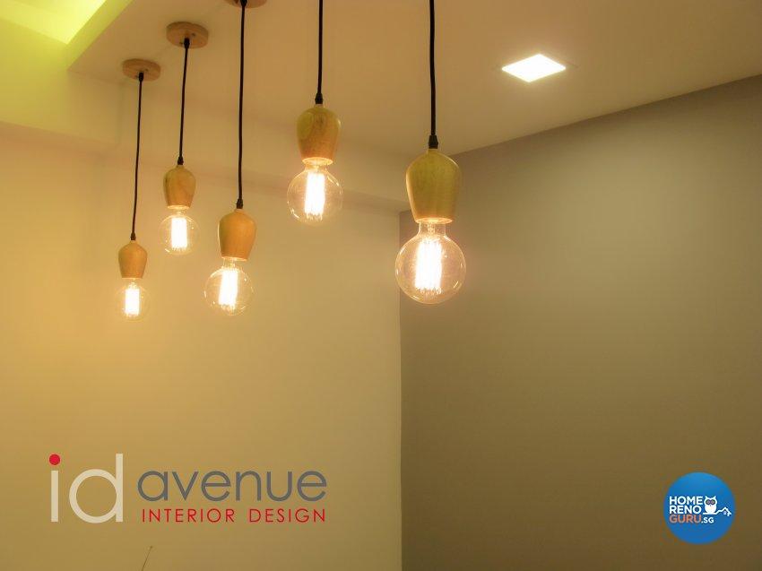 Modern, Scandinavian Design - Dining Room - HDB 4 Room - Design by ID Avenue Pte Ltd (Interior Design Avenue)