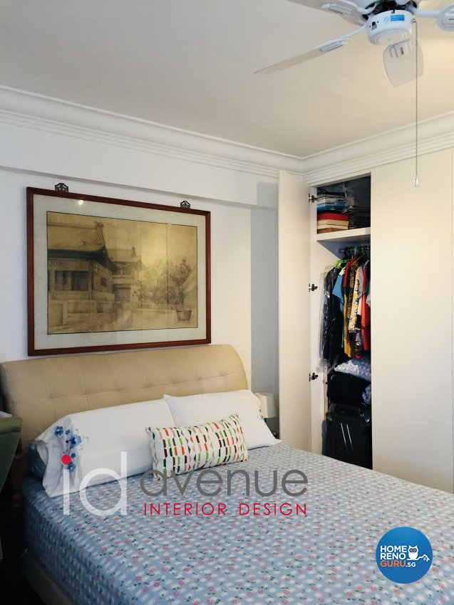 Others Design - Bedroom - HDB 5 Room - Design by ID Avenue Pte Ltd (Interior Design Avenue)
