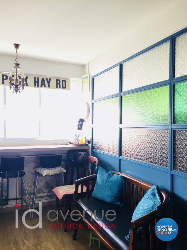 Others Design - Living Room - HDB 5 Room - Design by ID Avenue Pte Ltd (Interior Design Avenue)