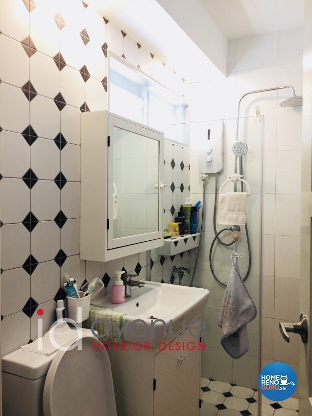Others Design - Bathroom - HDB 5 Room - Design by ID Avenue Pte Ltd (Interior Design Avenue)