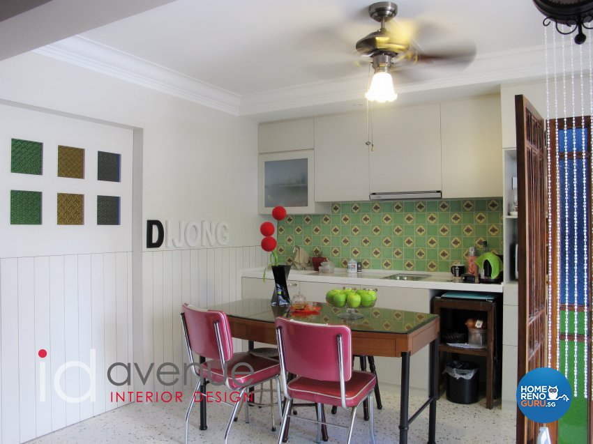 Others Design - Kitchen - HDB 3 Room - Design by ID Avenue Pte Ltd (Interior Design Avenue)