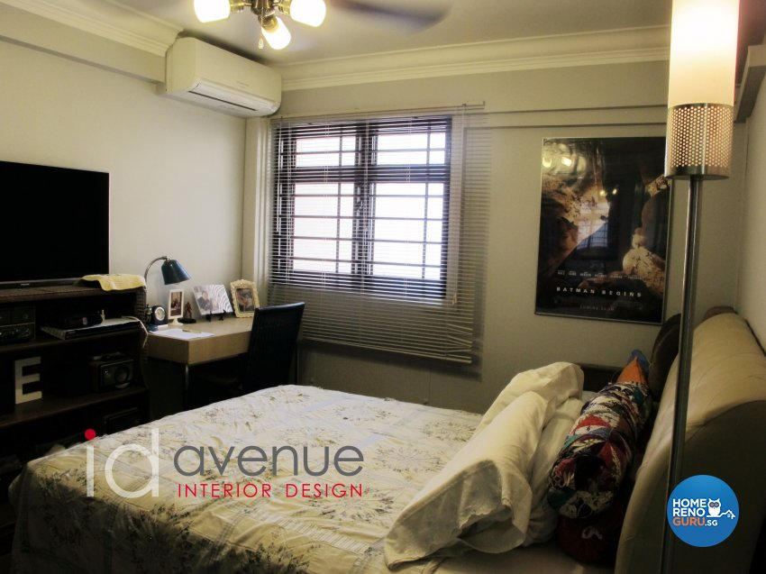 Others Design - Bedroom - HDB 3 Room - Design by ID Avenue Pte Ltd (Interior Design Avenue)