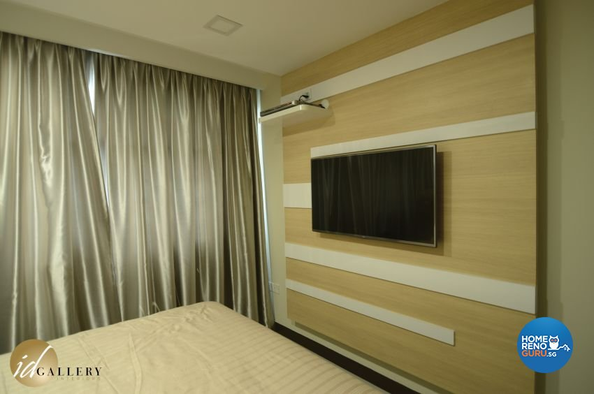 Modern Design - Bedroom - HDB 4 Room - Design by ID Gallery Pte Ltd
