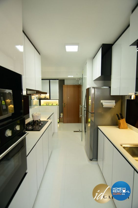 ID Gallery Pte Ltd-Kitchen and Bathroom package