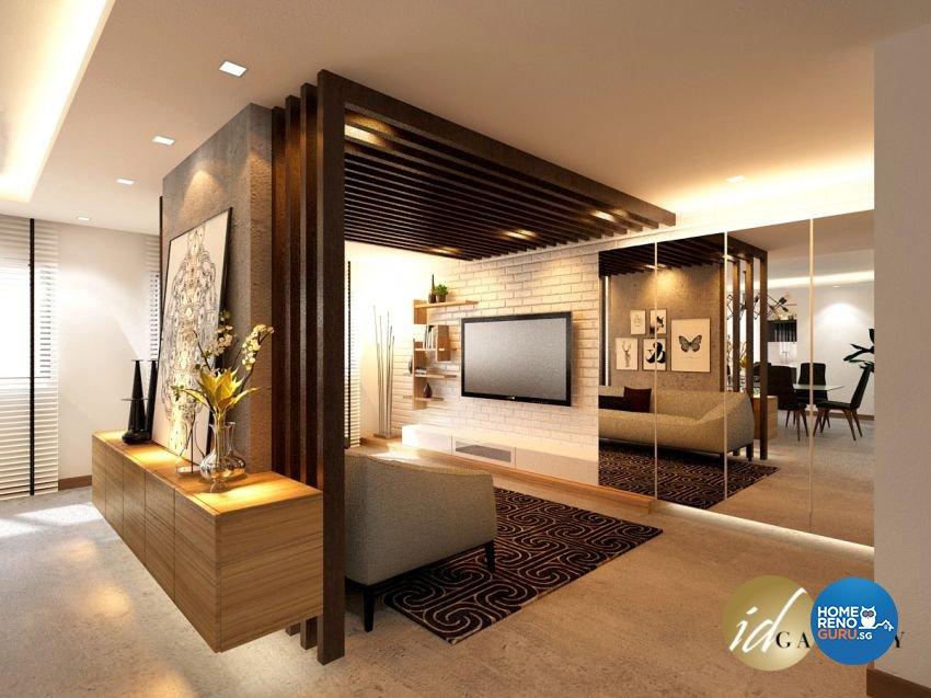 ID Gallery Pte Ltd-HDB 5-Room package